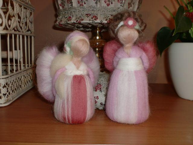 ♥ anděličky růžové ♥