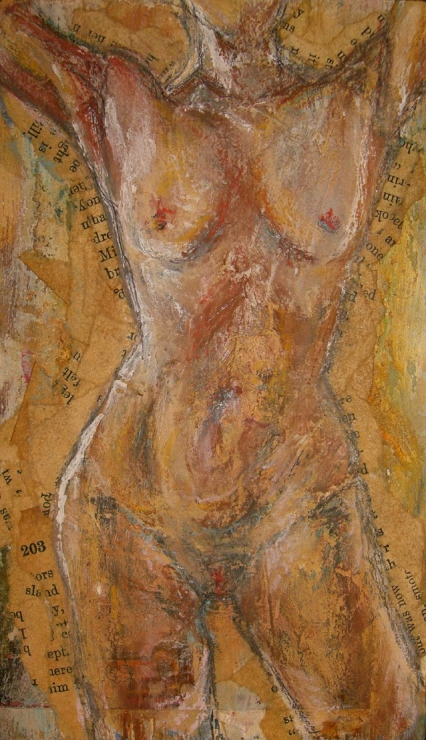 4 Women Standing Nude  An exhibition of figurative works    Oct 7, 2008 - Oct 30, 2008    An exhibition of figurative works exploring the physical and emotional realms of the human body by Berkshire-based artists, Jeanet T. Ingalls, Mara Lefebvre, Matuschka and Gabrielle Senza.      Standing Nude by Jeanet T. Ingalls