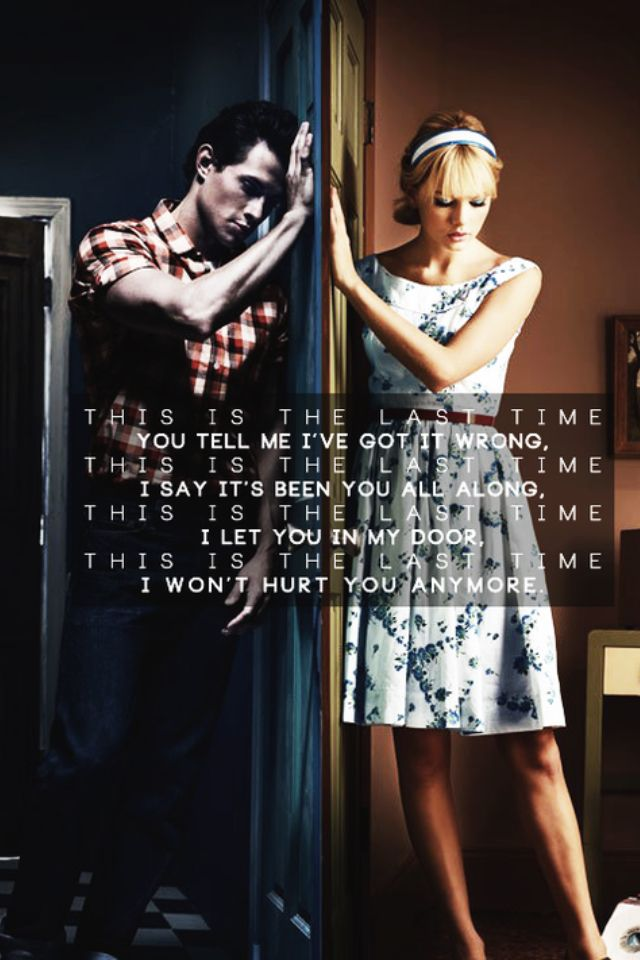 Love this song, and the picture, too. This has always been one of my favorite pics of Taylor and I'm happy that it's now combined with one of my favorite songs by her.