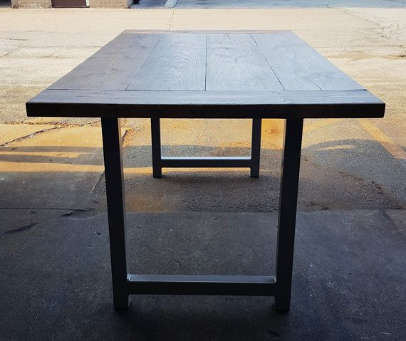 Steel Table Legs Industrial Modern Bench Coffe