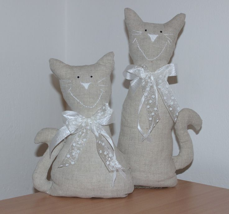 kočičky - dekorace