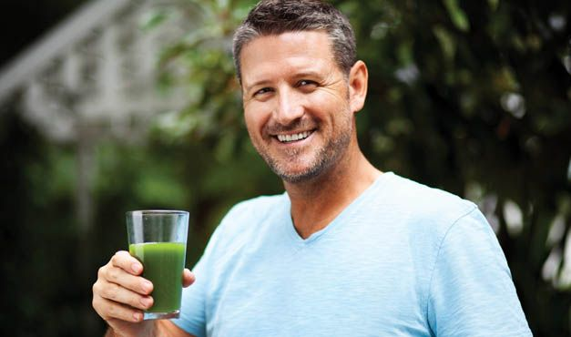 Mean Green Juice Recipe Courtesy Of Joe Cross Fat Sick
