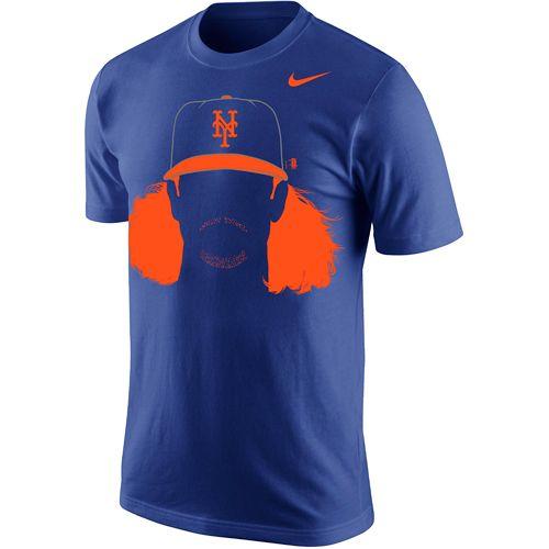 New York Mets Jacob deGrom Hairitage T-Shirt by Nike - MLB.com Shop