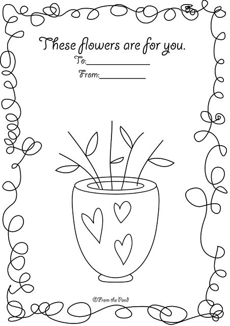 Free Mothers Day Worksheet Mother's Day Pinterest
