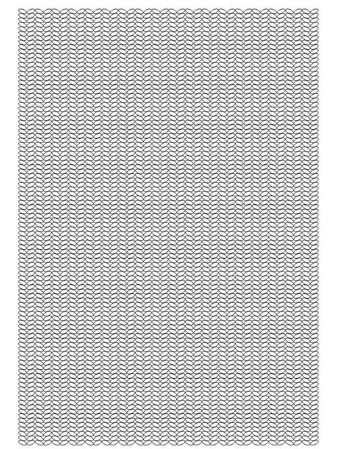 herringbone graph paper