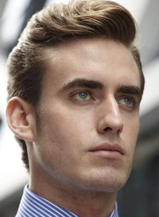 37 Best Images About Men's Short Hairstyles On Pinterest