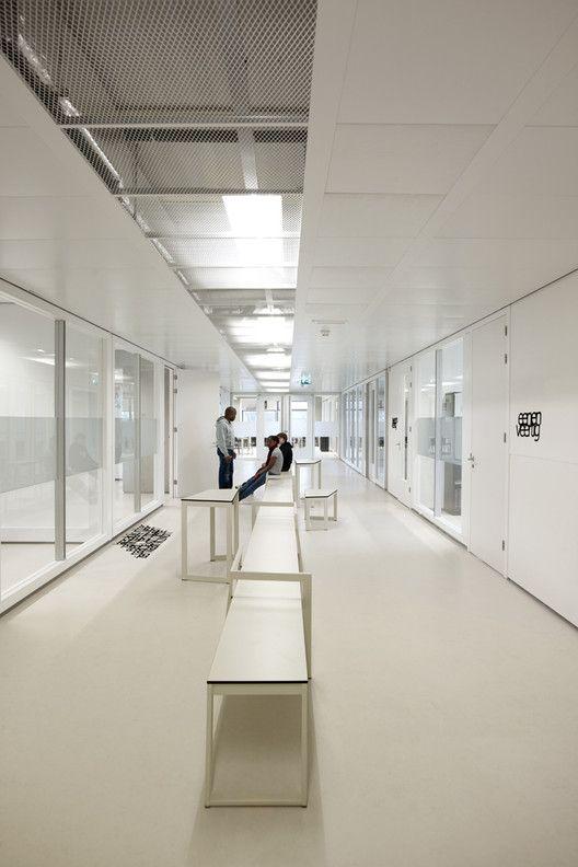 Gallery Of Panta Rhei College Interiors I29 Snelder Architecten