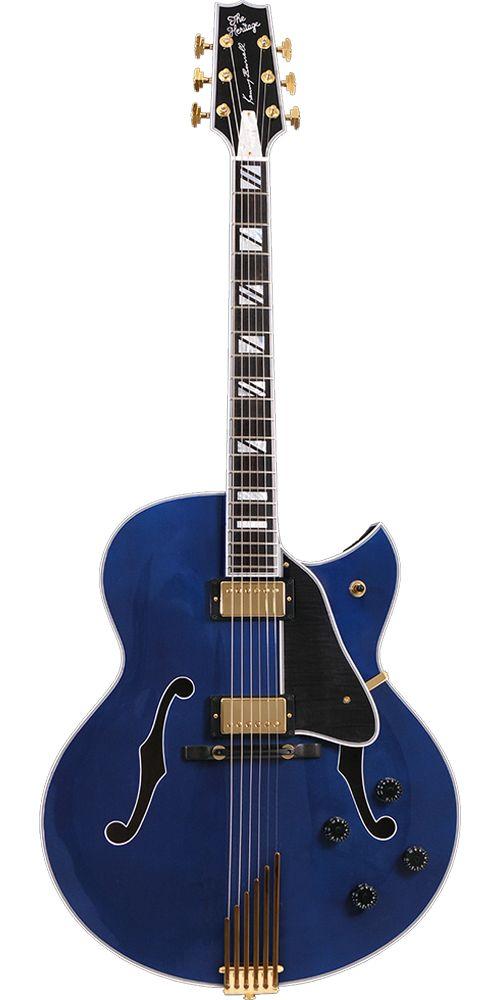 Super Kenny Burrell - Heritage Guitar
