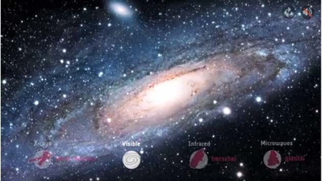 The Andromeda galaxy is the most distant object in the sky that you can see with your unaided eye. It's also on a collision course with our Milky Way.