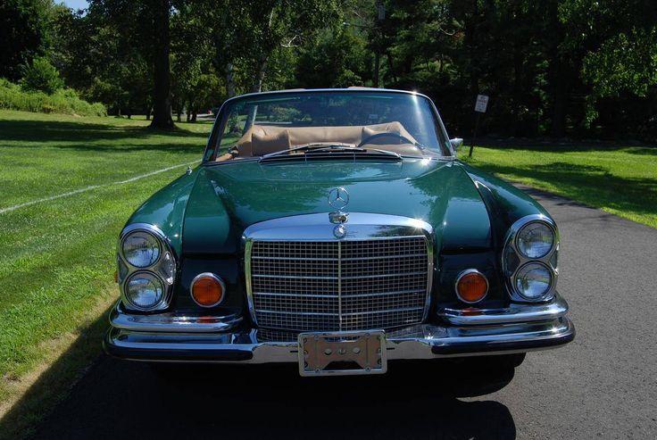 1971 Mercedes-Benz 280SE Cabrio 3.5 para la venta # 1764090   Noticias Hemmings Motor