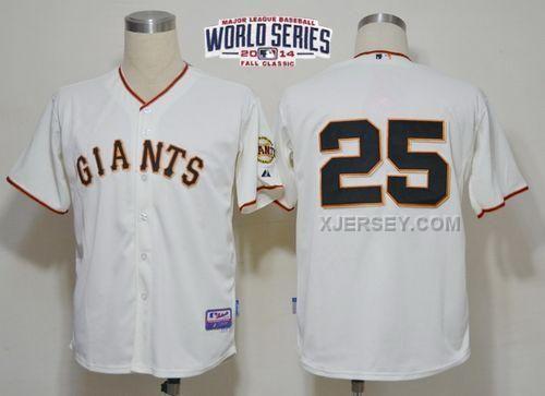 http://www.xjersey.com/giants-25-bonds-white-2014-world-series-cool-base-jerseys.html GIANTS 25 BONDS WHITE 2014 WORLD SERIES COOL BASE JERSEYS Only $34.00 , Free Shipping!