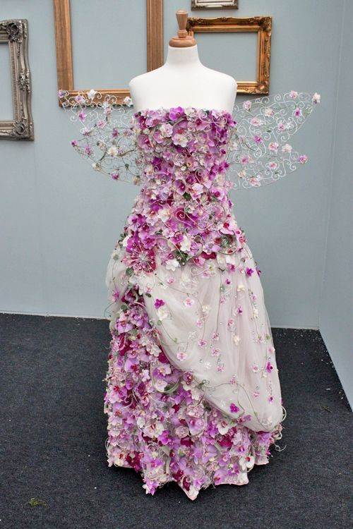 RHS Chelsea Flower Show 2014 – RHS Young Florist of the Year