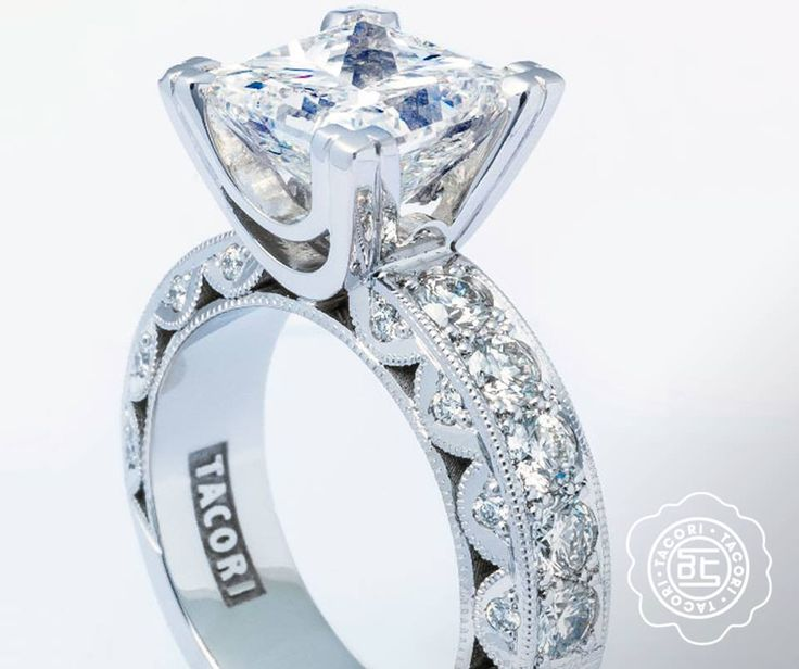 17 Best ideas about Tacori Rings on Pinterest Tacori engagement