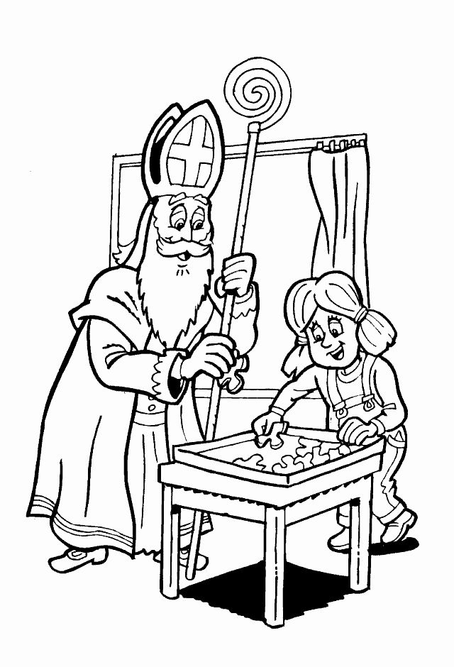 32 Saint Nicholas Coloring Page In 2020 Coloring Pages Paw