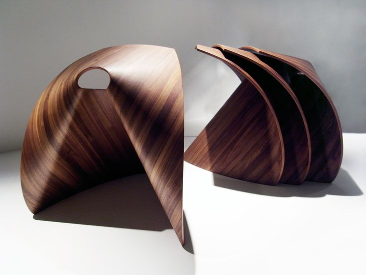 FURNITURE :: Thank You Haveman For The Link, I Donu0027t Often Like Cruves, But  These Are Lovely Sculptural Pieces, Shin Azumi: U0027APu0027 Stool For Lapalma  Furniture ...