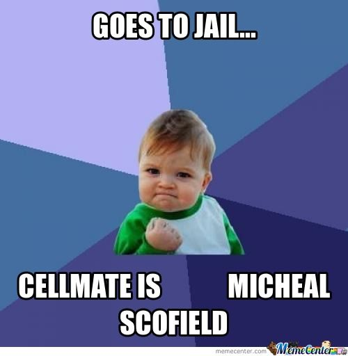 Funny Meme Comic Jokes : Prison break memes google search nerd pinterest