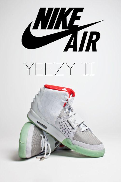 Nike Air Yeezy 2 .