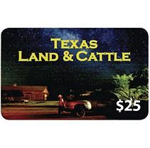 Texas Land and Cattle - 4/$25