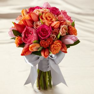 Something bright for the bride on her wedding day. Sure to sparkle and delight.