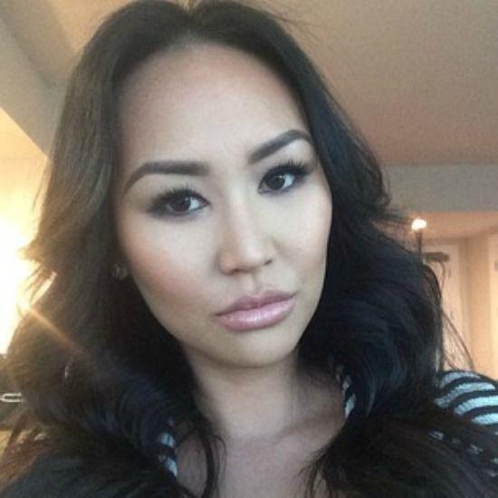 Dorothy Wang hair and makeup