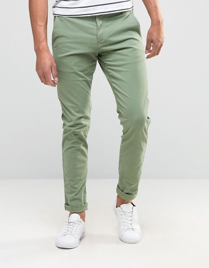 Selected Homme Skinny Fit Chino