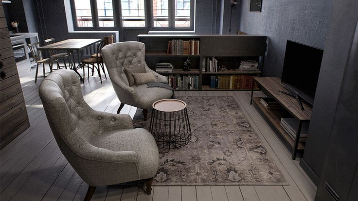 Tiny Apartment   Project Fairytale