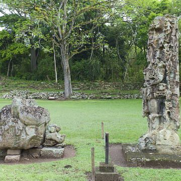 © Vincent Ko Hon Chiu// The Maya site of Copan is located in Honduras and it is one of the most important sites of the Mayan civilization. The site is functioned as the political, civil and religious centre of the Copan Valley. Since 1980 has been included on the UNESCO World Heritage List