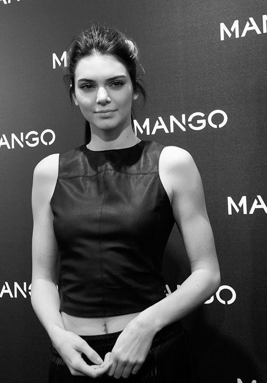 #KendallJenner #Barcelona #Mango