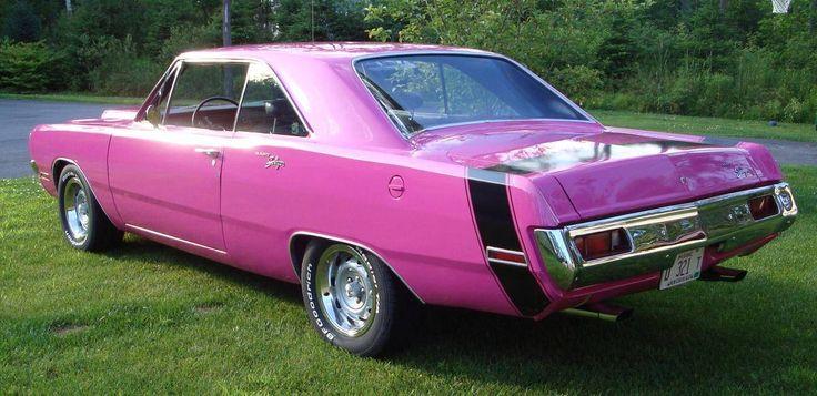 1970 Dodge Dart Swinger 340 In Panther Pink!!! for sale #1804525   Hemmings Motor News