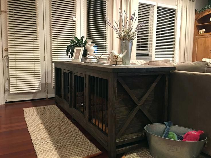 Wooden Dog Crate End Table Canada Coffee Uk Farmhouse Sofa Don Metal Crates Topper Dogdesign Dog Crate Table Dog Crate End Table Wooden Dog Crate