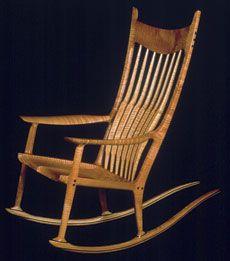 rocking sculpted rocking rocking chairs furniture la iconic furniture ...