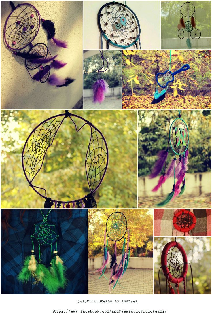 Crafting is a passion, dreamcatchers are ideal.