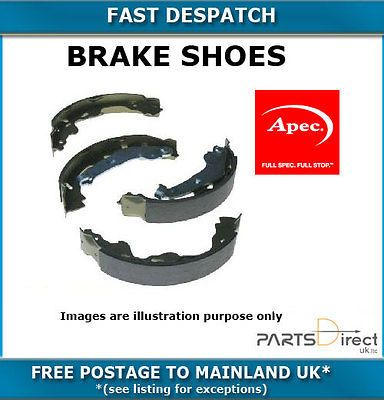 Apec rear #brake #shoes for bmw 520i #1977-1982 337,  View more on the LINK: http://www.zeppy.io/product/gb/2/111316931059/