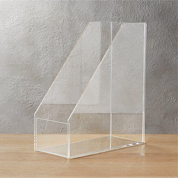 Acrylic Magazine Holder Acrylic Desk Accessories Acrylic Wall Shelf Magazine Holders
