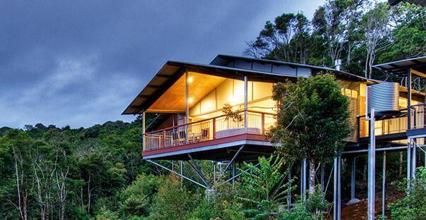 Gold Coast Hinterland Rainforest Retreat