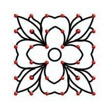 simple kolam patterns - Google zoeken