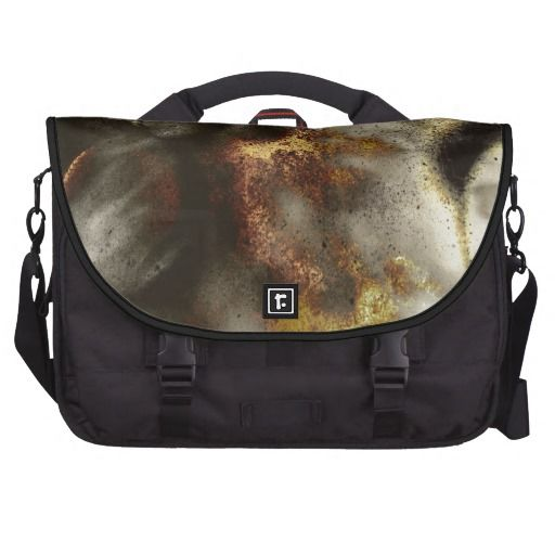 """Gold and Silver Star Dust Effect / Laptop Messenger Bag. Made with a pocket or compartment for everything from a 15"""" laptop to a journal, this laptop bag will make it easy to take it all with you each day! #fomadesign"""