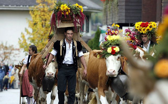 Herbst, Herbstferien - Schweiz Tourismus