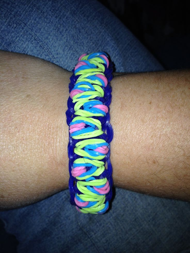 17 best images about wonder loom on pinterest loom for Rubber band crafts without loom