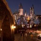 Wizarding World of Harry Potter at Universal Studios Orlando - We had so much fun running around here with the kids!