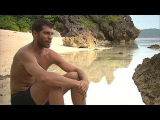 Survivor: Skin of My Teeth: Training for 12 Days -- John has been preparing for this next duel during his whole time on Redemption Island. -- http://wtch.it/IBonO