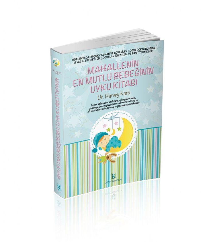 Çevirisi, editi ve tasarımı biten dünyaca ünlü Amerikalı çocuk doktoru ve bebek uykusu uzmanı Dr.Harvey KARP'ın Mahallenin En Mutlu Bebeğinin Uyku Kitabı yakında raflarda! Hem de yanında süper bir sürprizle!