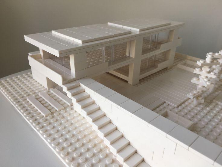 lego architecture studio building instructions