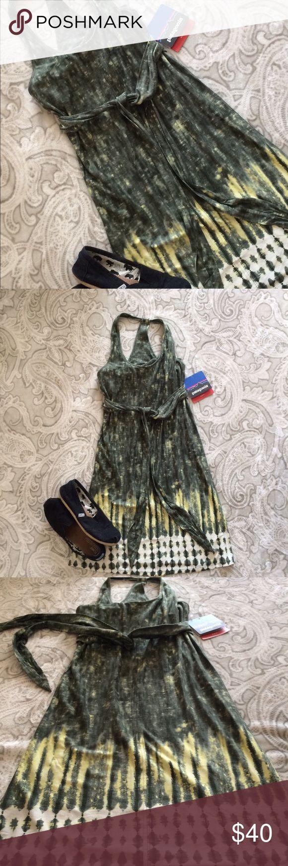 Patagonia dress Woman's Kiawha Island dress. Slim fit.  Perfect for cruises. Patagonia Dresses