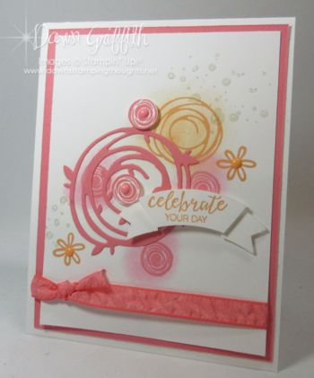 Swirly Bird ~Celebrate Your Day video | Dawn's Stamping Thoughts | Bloglovin'