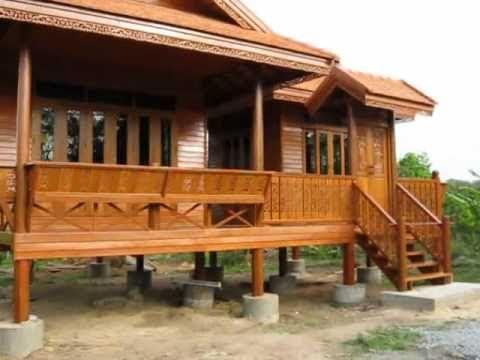 Thai house n' me in Chanthaburi, Thailand