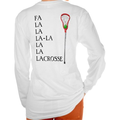 Tis the season to be jolly! Lacrosse Holiday gear Shirts! Sticks Up Lacrosse picks this as one of the best gifts this holiday season!!! www.sticksuplax.com