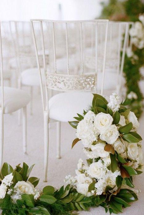 wedding trends floral garlands and wreaths pinterest inspiration. Black Bedroom Furniture Sets. Home Design Ideas