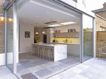 Hollingbourne Road - contemporary - Kitchen - London - Finch London