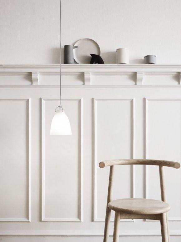 creamy, warm white, simplicity.